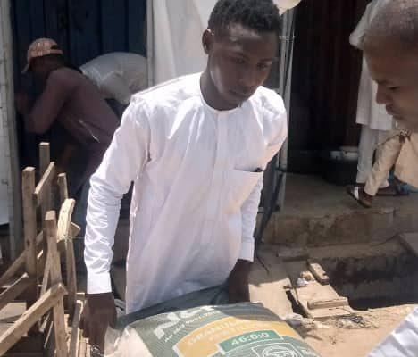 Operation Hadin Kai: Nigerian Troops Arrest Suspected Boko Haram Urea Fertilizer Supplier