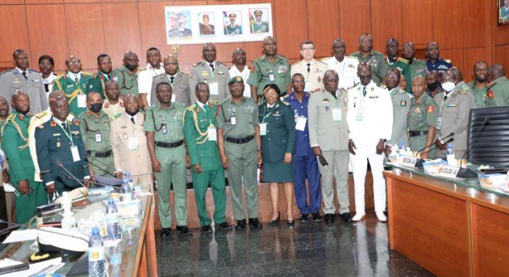 OSMA DELEGATION VISITS ARMY HEADQUARTERS, SEEKS NIGERIA ARMY SUPPORT