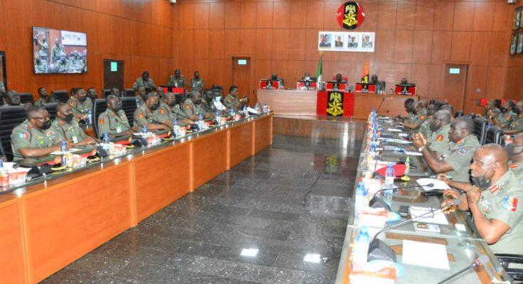 NDC COURSE: 29 PARTICIPANTS PRESENT RESEARCH PAPER TO COAS